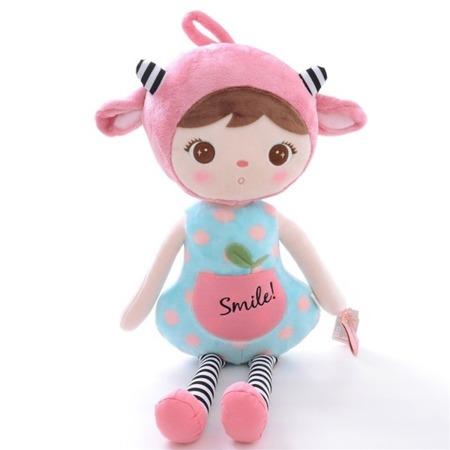 Lalka Metoo personalizowana Pink Sheep Różowy Elf