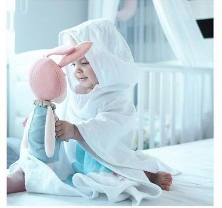 Lalka personalizowana uszatka Królisia