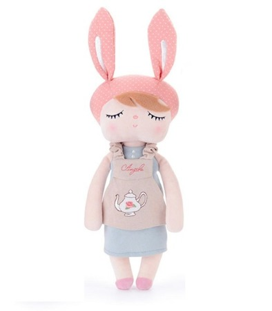 Lalka z uszami Metoo Angela Królisia