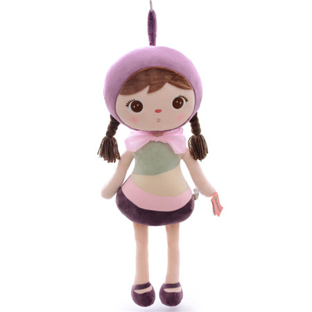 Metoo Blueberry Girl Doll