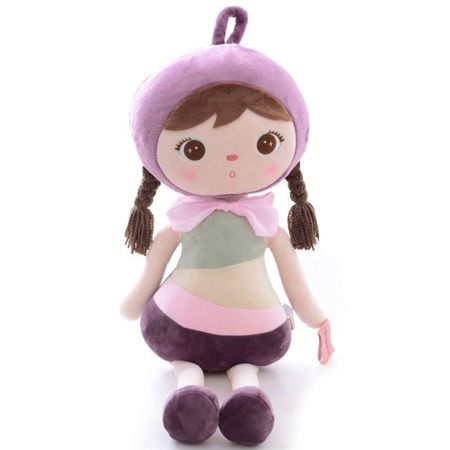 Metoo Blueberry Girl Doll