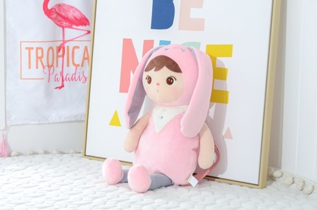 Metoo Bunny Girl Bacpack