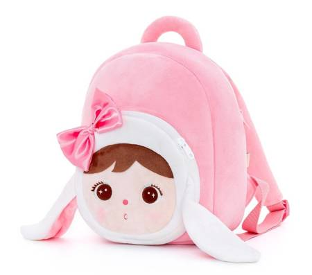 Metoo Bunny with Bow Backpack