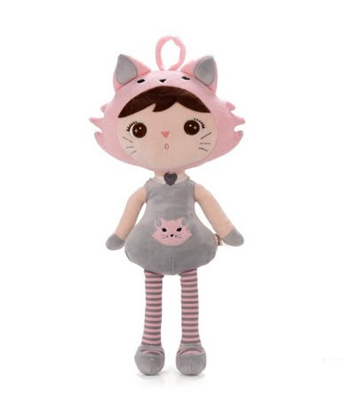 Metoo Cat Girl Doll
