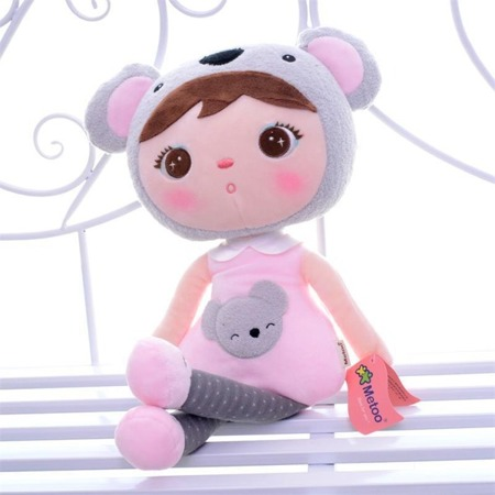 Metoo Koala Girl Doll