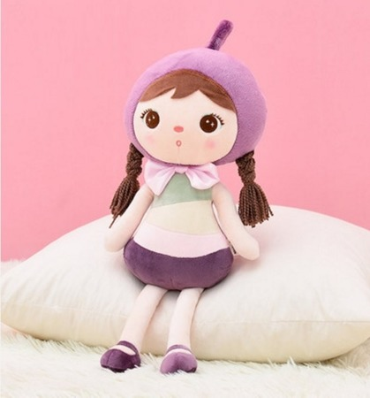Metoo Personalized Blueberry Girl XL Doll 70 cm