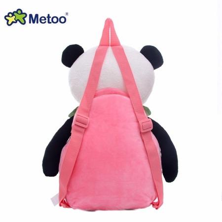 Metoo Personalized Panda Backpack