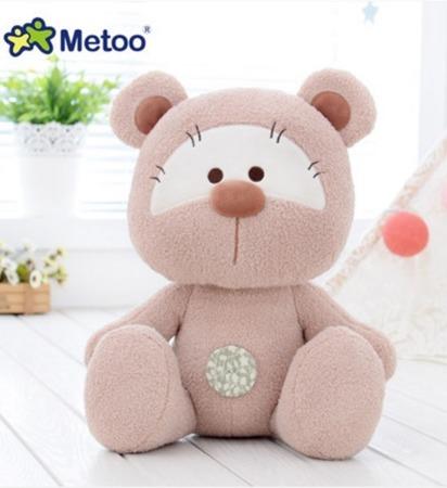 Metoo Personalized Sponge Cake Bear