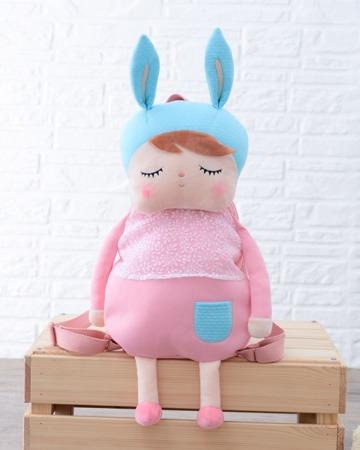 Pink Metoo Angela Backpack