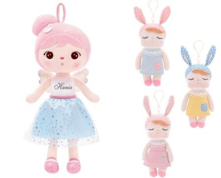 Set of Dolls - Personalized Angel and Mini Angela