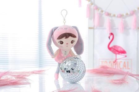 Lalka Metoo mini personalizowana Króliczek