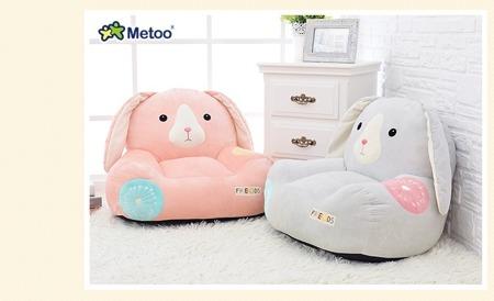 Sofa Metoo Różowa Królik Friends